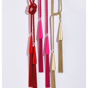Kendra Scott Phara Tassel Necklace